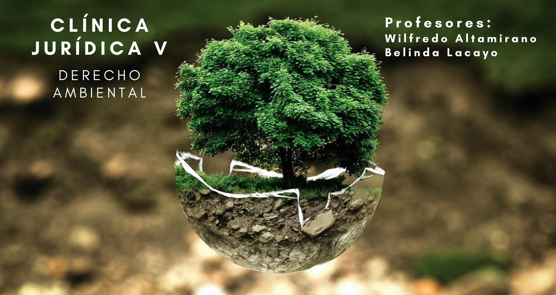 Clínica Jurídica V: Derecho Ambiental